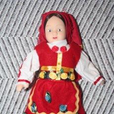 Muñecas Porcelana: PORTUGAL *** MUÑECAS DEL MUNDO DE PORCELANA (1986) *** ROPA TRADICIONAL *** NUEVA ***. Lote 214184147