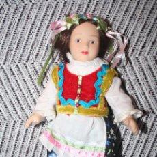 Muñecas Porcelana: POLONIA *** MUÑECAS DEL MUNDO DE PORCELANA (1986) *** ROPA TRADICIONAL *** NUEVA ***. Lote 99886899