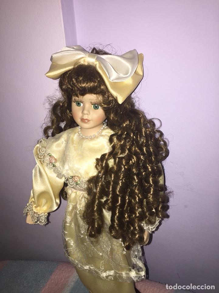 Muñecas Porcelana: muñeca de porcelana años 80 - Foto 13 - 57611936