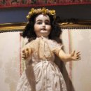 Muñecas Porcelana: PRECIOSA MUÑECA ANTIGUA DE PORCELANA 1902 - 0/ 1/2. Lote 102006815
