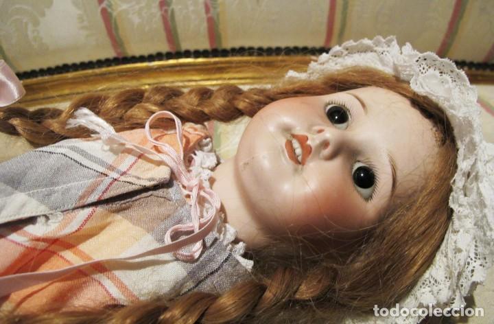 Muñecas Porcelana: PRECIOSA MUÑECA ANTIGUA DE PORCELANA SFBJ PARIS 4 - Foto 6 - 102007691