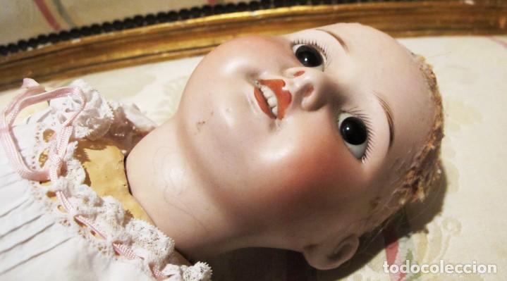 Muñecas Porcelana: PRECIOSA MUÑECA ANTIGUA DE PORCELANA SFBJ PARIS 4 - Foto 8 - 102007691