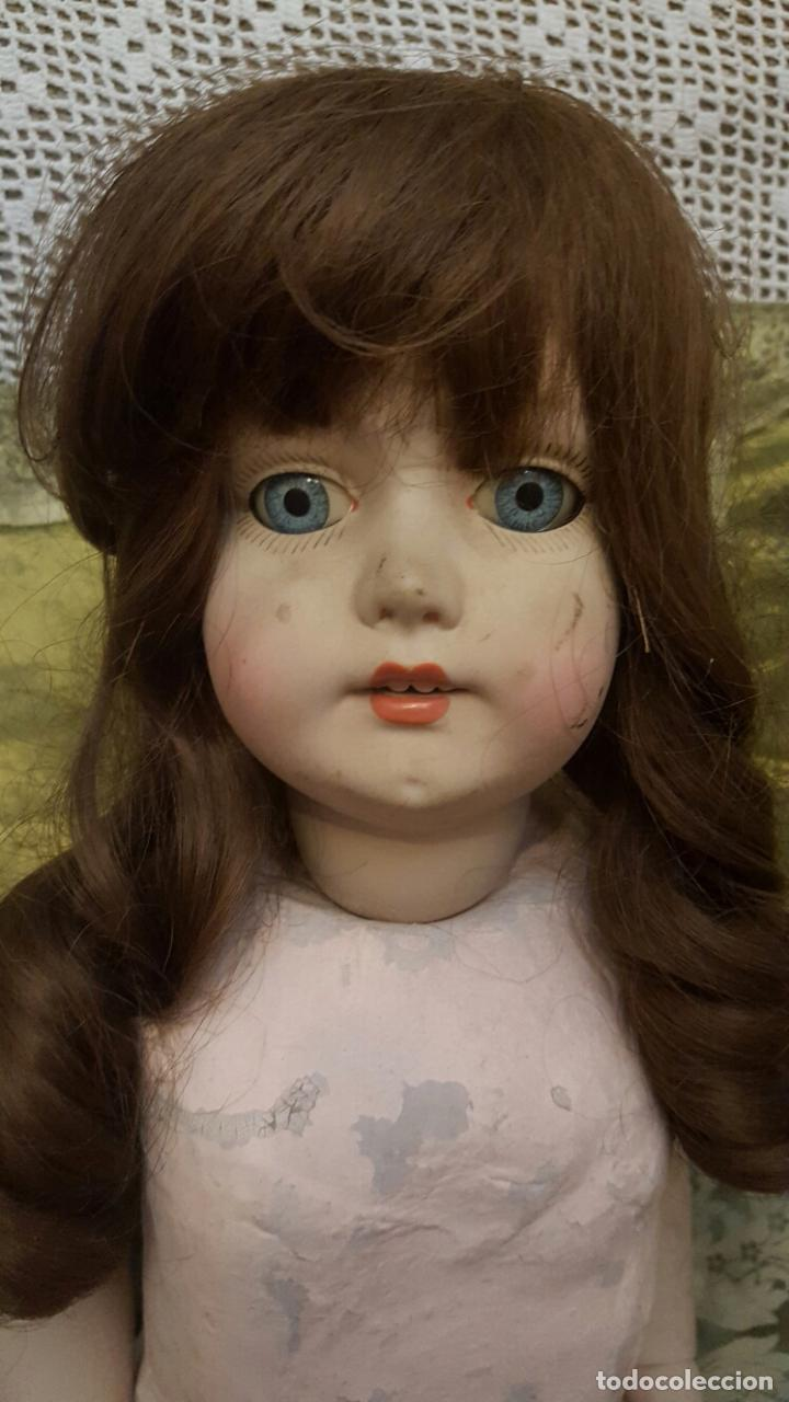 Muñecas Porcelana: Pareja de muñecas gran tamaño en porcelana - Foto 6 - 102509963