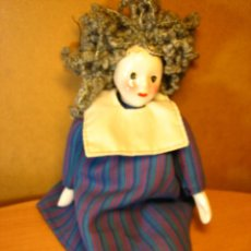 Muñecas Porcelana: MUÑECA ANTIGÜA PORCELANA. Lote 103238783