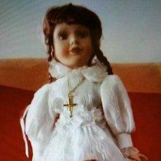 Muñecas Porcelana: MUÑECAS DE PORCELANA DE LOS 80. Lote 103489059