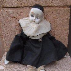 Muñecas Porcelana: PIERROT MUÑECO FIGURA DE PORCELANA. Lote 104029803