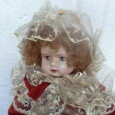 Muñecas Porcelana: MUÑECA DE PORCELANA MODERNA . Lote 104102823