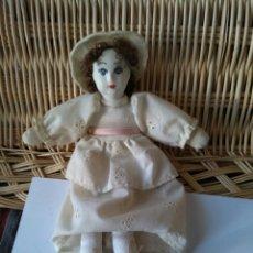 Muñecas Porcelana: MUÑEQUITA CARA DE PORCELANA. Lote 104698014