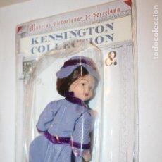 Muñecas Porcelana: LA CLIENTA *** MUÑECA VICTORIANA PORCELANA Nº 8 ** KENSINGTON COLLECTION **. . Lote 105037963