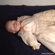 Muñecas Porcelana: MUÑECA NIÑO DE PORCELNANA. Lote 105268311