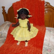 Muñecas Porcelana: MUÑECA DE CERAMICA INGLESA AÑOS 50(VER FOTOS Y LEER DESCRIPCION). Lote 105613075