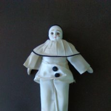 Muñecas Porcelana: PIERROT DE PORCELANA. Lote 105764299