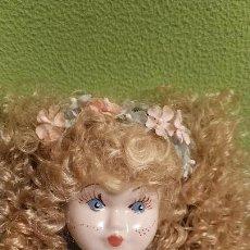 Muñecas Porcelana: MUÑECAS DE PORCELANA. Lote 105966067