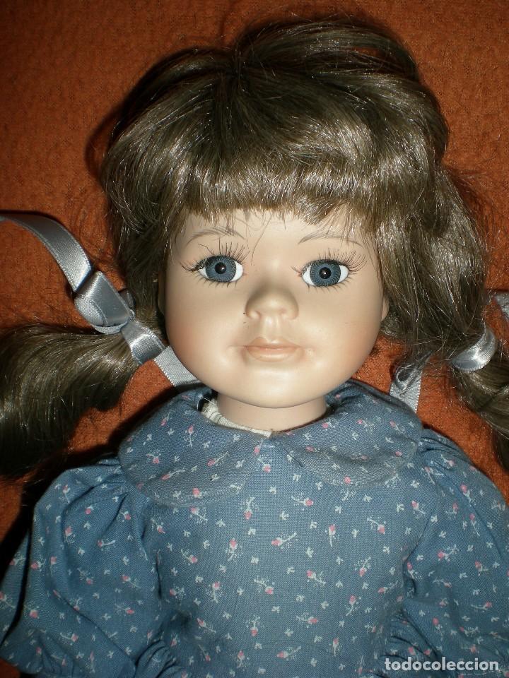 Muñecas Porcelana: bonita muñeca porcelana 39 cm completa de origen muy buen estado - Foto 3 - 106795047