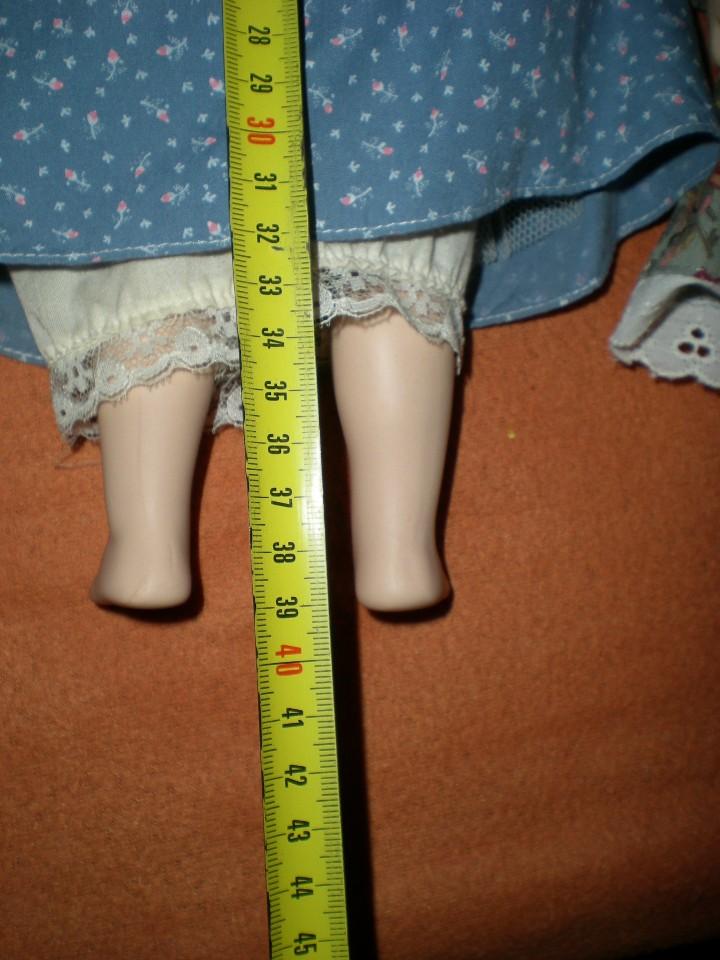 Muñecas Porcelana: bonita muñeca porcelana 39 cm completa de origen muy buen estado - Foto 5 - 106795047