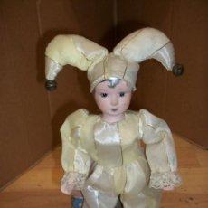 Muñecas Porcelana: ANTIGUA MUÑECA DE PORCELANA. Lote 107938007