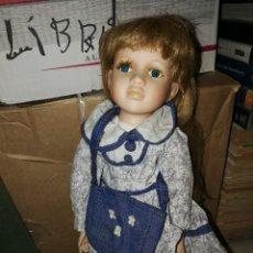 Muñecas Porcelana: MUÑECA PORCELANA . Lote 107940891