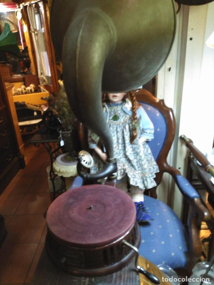 Muñecas Porcelana: IMPRESIONANTE ENORME 83 cm MUÑECA ALEMANA PORCELANA FIRMADA NÚMERADA nº 588 PERFECTO ESTADO 1700 EUR - Foto 6 - 111122075