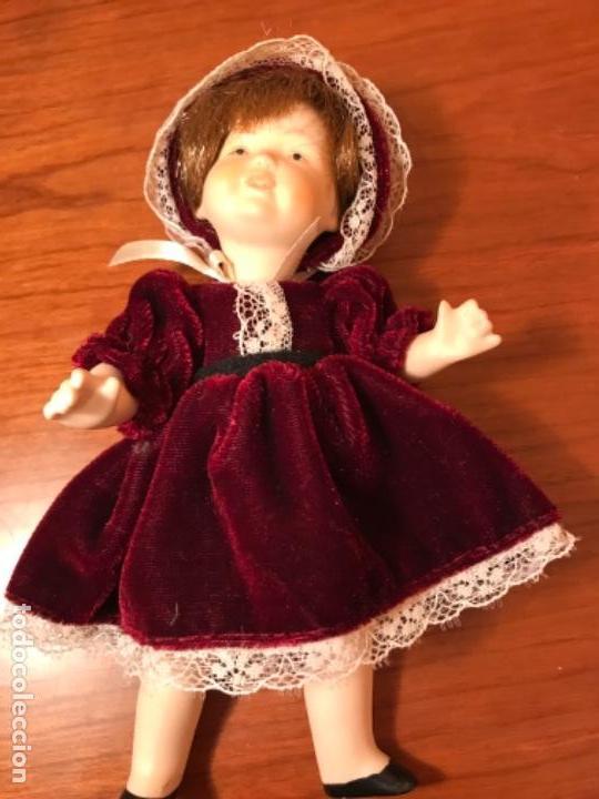 Muñecas Porcelana: Tres muñecas de porcelana - Foto 4 - 111582815