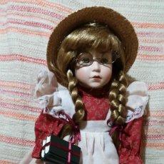Muñecas Porcelana: MUÑECA DE PORCELONA ALEMA BEAUTY ROMANTIC. Lote 111868467