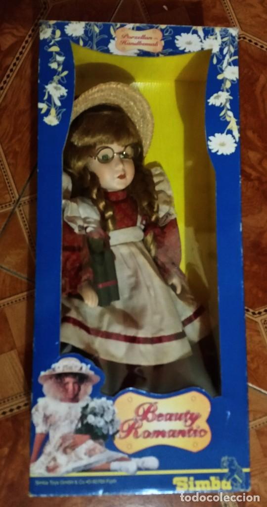 Muñecas Porcelana: muñeca de porcelona alema beauty romantic - Foto 3 - 111868467