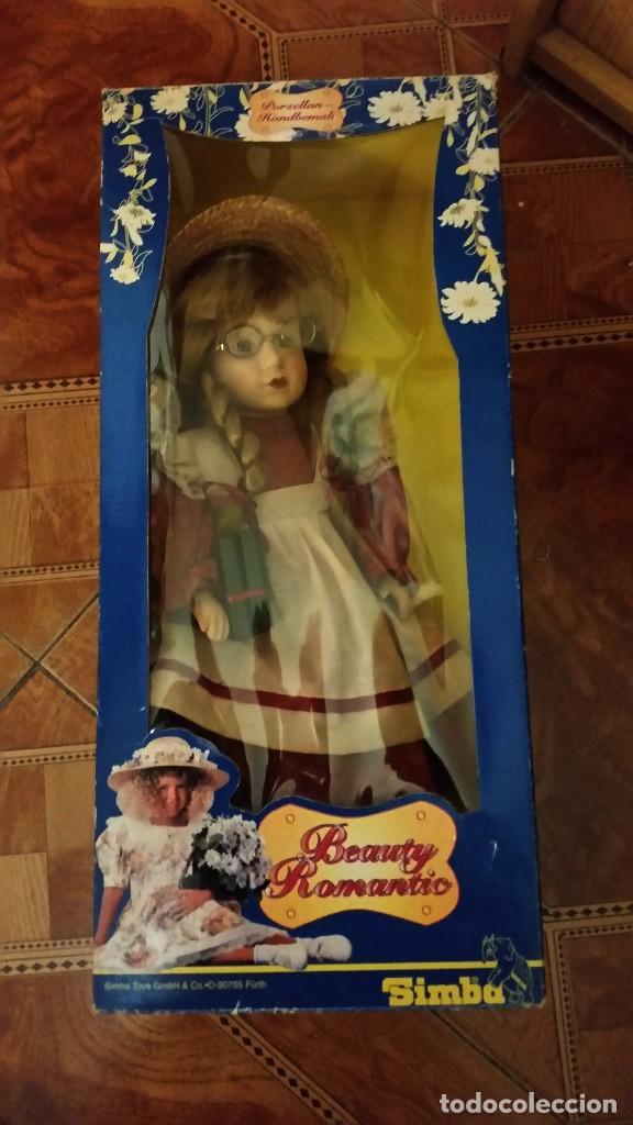 Muñecas Porcelana: muñeca de porcelona alema beauty romantic - Foto 4 - 111868467