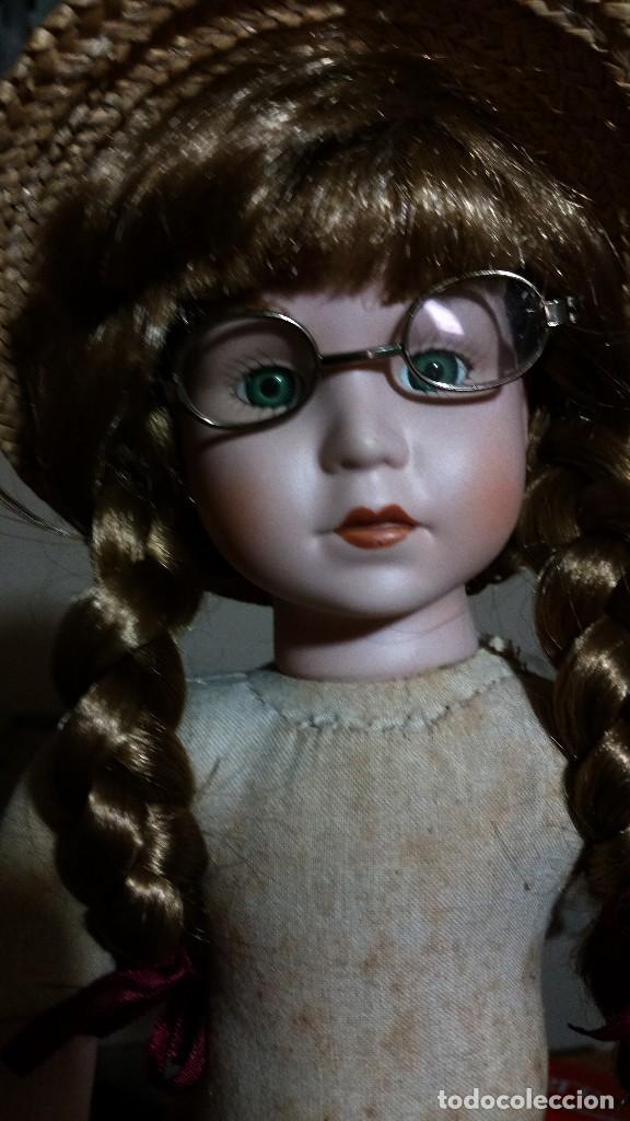 Muñecas Porcelana: muñeca de porcelona alema beauty romantic - Foto 6 - 111868467