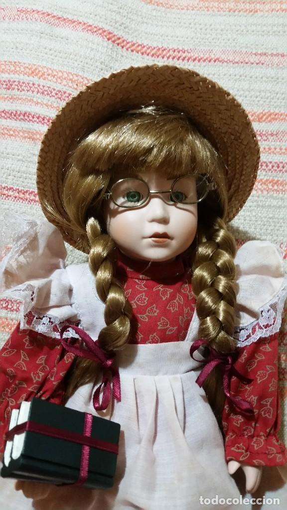 Muñecas Porcelana: muñeca de porcelona alema beauty romantic - Foto 11 - 111868467