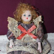 Muñecas Porcelana: MUÑECA DE PORCELANA 30 CM.. Lote 112740143