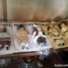 Muñecas Porcelana: 30 MUÑECAS CON FASCÍCULO COLECCIÓN. Lote 112776919