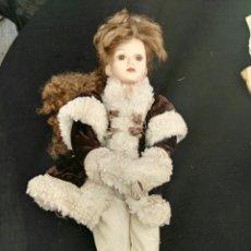 Muñecas Porcelana: MUÑECA PORCELANA. Lote 112983706