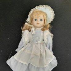 Muñecas Porcelana: MUÑECA PORCELANA. Lote 112985479