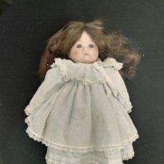 Muñecas Porcelana: MUÑECA ANTIGUA PORCELANA. Lote 112985712