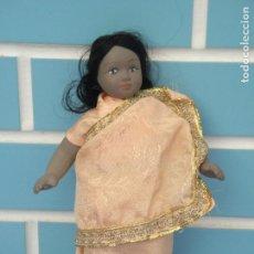 Muñecas Porcelana: MUÑECA DE PORCELANA INDIA, Nº 1 COLECCIÓN MUÑECAS DEL MUNDO RBA. Lote 113106095