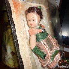 Muñecas Porcelana: COL. MUÑECAS DE PORCELANA VICTORIANAS, EN SU CAJA, COMO NUEVA 15 CTMS.. Lote 113401135