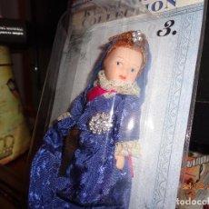 Muñecas Porcelana: COL. MUÑECAS DE PORCELANA VICTORIANAS, EN SU CAJA, COMO NUEVA 15 CTMS.. Lote 113401167