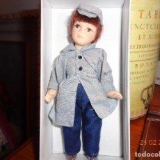 Muñecas Porcelana: COL. MUÑECAS DE PORCELANA , EN SU CAJA, COMO NUEVA 15 CTMS.. Lote 113401259