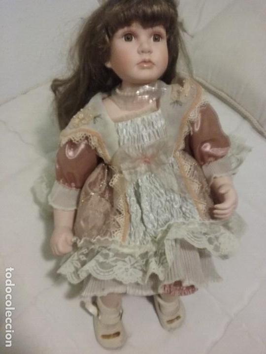 Muñecas Porcelana: Muñeca de porcelana - Foto 2 - 115552843