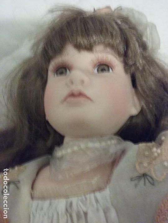 Muñecas Porcelana: Muñeca de porcelana - Foto 8 - 115552843