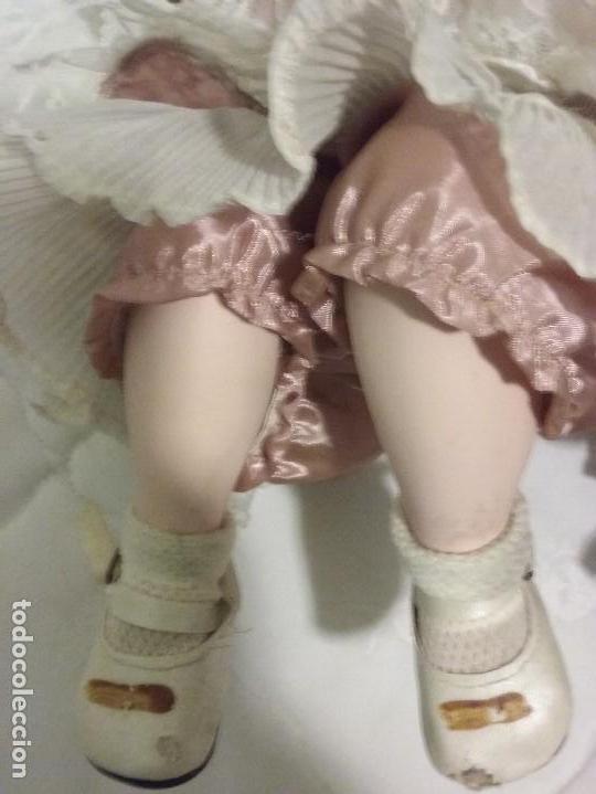 Muñecas Porcelana: Muñeca de porcelana - Foto 9 - 115552843