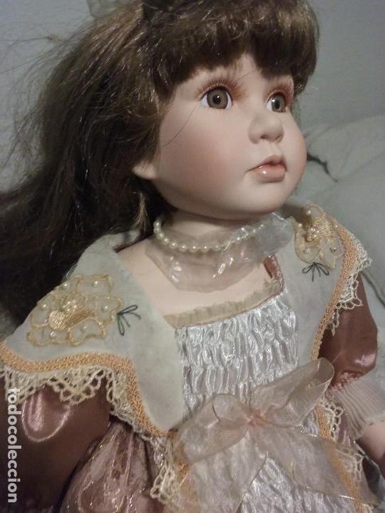 Muñecas Porcelana: Muñeca de porcelana - Foto 10 - 115552843