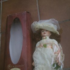 Muñecas Porcelana: MUÑECA PORCELANA COLECCION SOPHIE. Lote 116311643