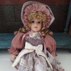 Porzellan-Puppen - Muñeca de porcelana Siglo XX. - 117912396