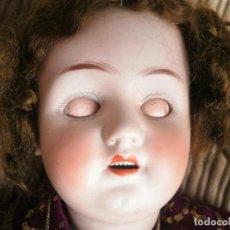 Muñecas Porcelana: MUÑECA DE PORCELANA.. Lote 117932839