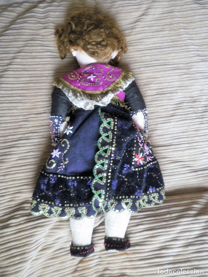 Muñecas Porcelana: Muñeca de porcelana. - Foto 3 - 117932839