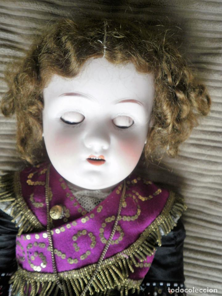 Muñecas Porcelana: Muñeca de porcelana. - Foto 7 - 117932839