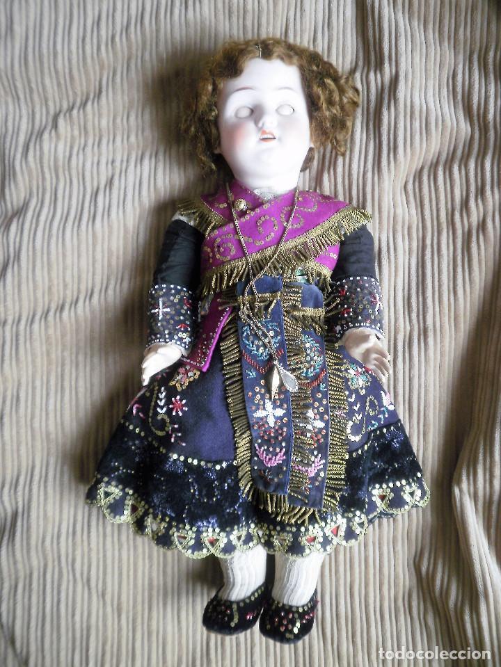 Muñecas Porcelana: Muñeca de porcelana. - Foto 12 - 117932839