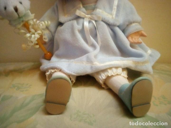Muñecas Porcelana: MUÑECA DE PORCELANA CON MUSICA - Foto 3 - 118378523