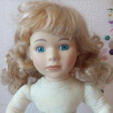 Muñecas Porcelana: MUÑECA DE PORCELANA THE PROMENADE. Lote 119198896