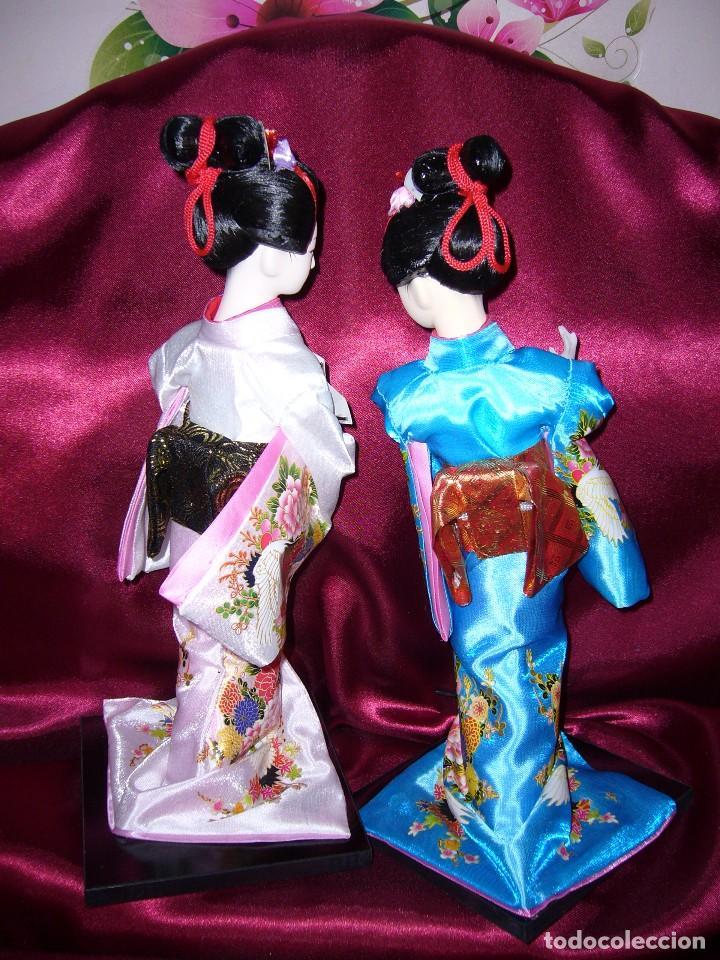 Muñecas Porcelana: NUEVA-ORIENTAL-JAPONESA-MUÑECA-ARTE-COLECCIÓN - Foto 4 - 119657907